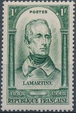 France 1948 Centenary of the Revolution of 1848 a