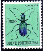 Guinea, Portuguese 1953 Guinea Insects i