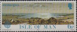 Isle of Man 1977 Europa a
