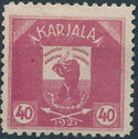 Karelia 1922 Coat of Arms e