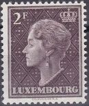 Luxembourg 1948 Grand Duchess Charlotte (1st Group) d