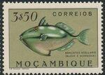 Mozambique 1951 Fishes m