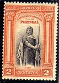 Portugal 1926 1st Independence Issue a