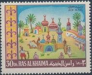 "Ras al-Khaimah 1967 Fairy Tales from ""Thousand and One Nights"" a"