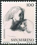 "San Marino 1976 ""Civic Virtues"" d"