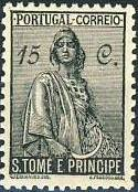 St Thomas and Prince 1934 Ceres - New Values d