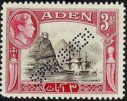 Aden 1939 Scenes - Definitives fs