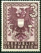 Austria 1945 Coat of Arms v