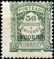 Azores 1922 Postage Due Stamps of Portugal Overprinted (1st Group) c.jpg