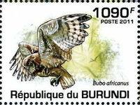 Burundi 2011 Owls of Burundi b