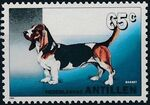 Netherlands Antilles 1994 Dogs a
