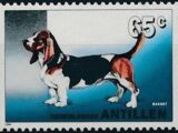 Netherlands Antilles 1994 Dogs