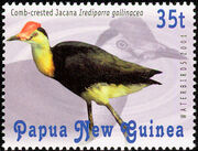 Papua & New Guinea 2001 Waterbirds a