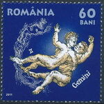 Romania 2011 Zodiac Signs (1st Group) c
