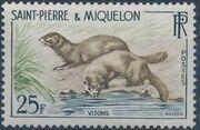 St Pierre et Miquelon 1959 Fauna a