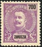 Zambezia 1901 D. Carlos I b