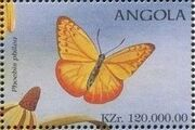 Angola 1998 Butterflies (3rd Group) d