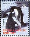 British Antarctic Territory 2006 Penguins of the Antarctic k.jpg