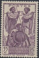 French Somali Coast 1938 Definitives l