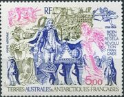 French Southern and Antarctic Territories 1989 Bicentenary of the French Revolution a