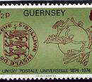 Guernsey 1974 U.P.U.