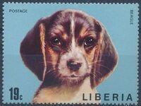 Liberia 1974 Dogs d