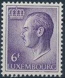 Luxembourg 1965 Grand Duke Jean d