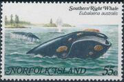 Norfolk Island 1982 Whales c
