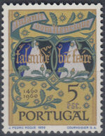 Portugal 1960 500th Anniversary of the Death of Prince Henrique the Sailor d