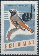 Romania 1966 Song Birds d