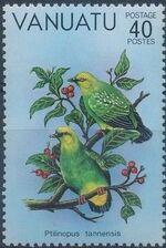 Vanuatu 1981 Birds d