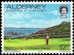 Alderney 1983 Island Scenes k