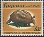 Guyana 1968 Wildlife n