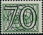 Netherlands 1940 Numerals - Stamps of 1926-1927 Surcharged n