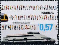 Portugal 2005 Public Transportation c