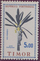 Timor 1961 Native Art i
