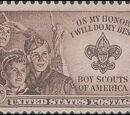 United States of America 1950 Boy Scouts of America
