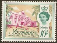 Bermuda 1962 Definitive Issue p