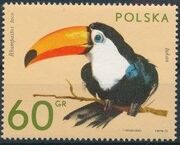 Poland 1972 Zoo Animals c