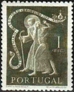 Portugal 1950 400th anniversary of the death of St. John of God c