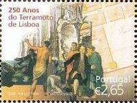 Portugal 2005 250th Anniversary of the Lisbon Earthquake c