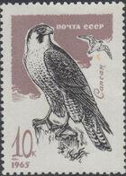 Soviet Union (USSR) 1965 Birds (1st Group) b