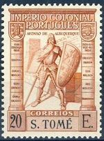 St Thomas and Prince 1938 Portuguese Colonial Empire (S. Tomé) r