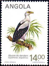 Angola 1984 Local Birds b