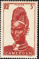 Cameroon 1939 Pictorials d