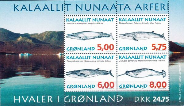 Greenland 1997 Whales h