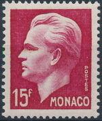 Monaco 1950 Prince Rainier III e