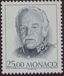 Monaco 1990 Prince Rainier III c