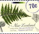 New Zealand 2013 New Zealand Native Ferns