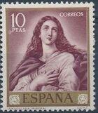 Spain 1963 Painters - José de Ribera j
